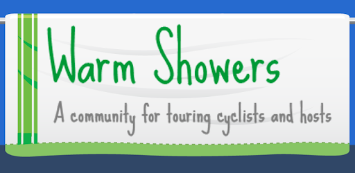 warmshowers - logo
