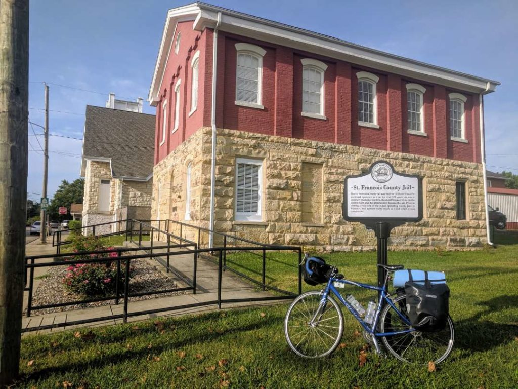 Al's Place bike hostel