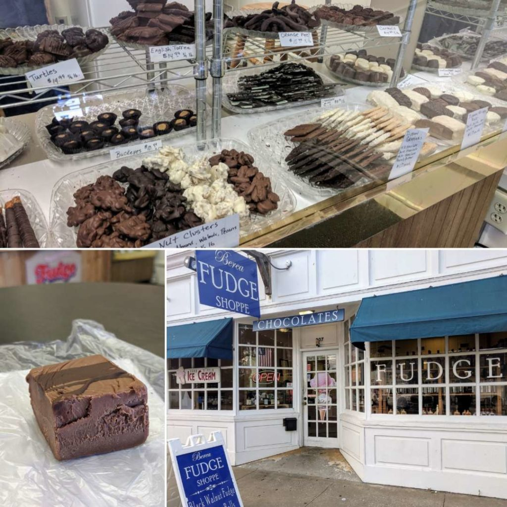 Fudge Berea KY