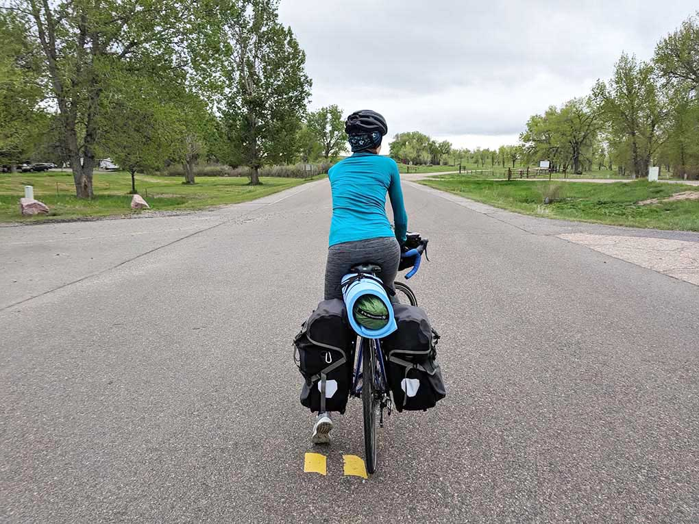 Cynthia Ord, Little Miss Bike Tour